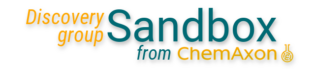 Discovery group sandbox from ChemAxon