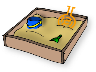This is the sandbox.